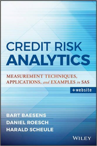 thesis on credit risk Credit risk modelling and and the strength of simulation in assessing the credit spread policy throughout this thesis r-software environment has been used.